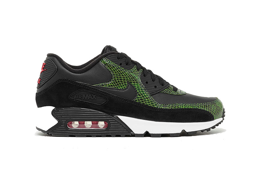 fbd0e89413 Nike Air Max 90 Green Python : Release date, Price & Info