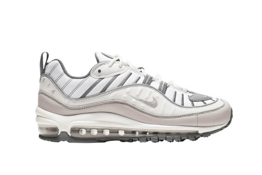 Nike Air Max 98 White Violet ah6799-111