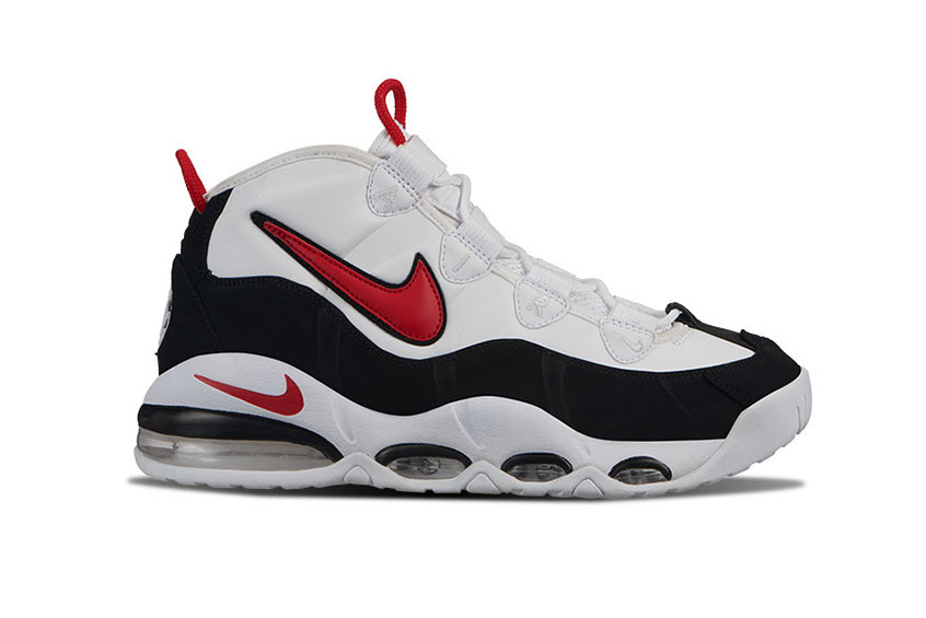 quality design 8d8c6 9caa9 Nike Air Max Uptempo 95 White Black : Release date, Preis & Infos