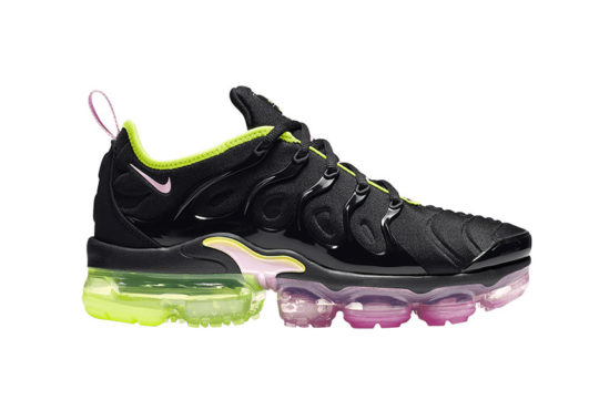 Nike Air VaporMax Plus Black Pink ci6160-001