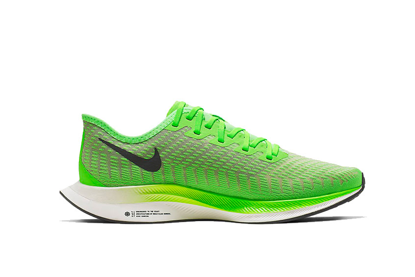 Nike Womens Zoom Pegasus Turbo 2 Electric Green : Release date ...