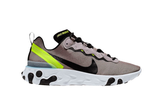 Nike React Element 55 Pumice Volt bq6166-201