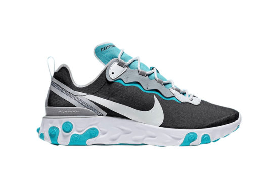 Nike React Element 55 SE Black Teal bv1507-001