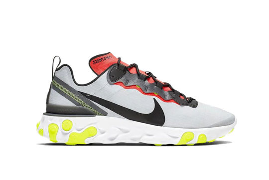 Nike React Element 55 SE Grey Multi bv1507-003