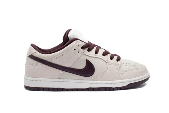 Nike SB Dunk Low Beige Bordaux bq6817-004