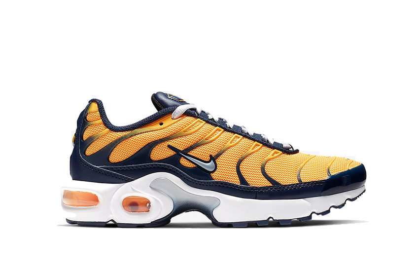 Nike Tn Air Max Plus Rf Orange Navy Release Date Price Info