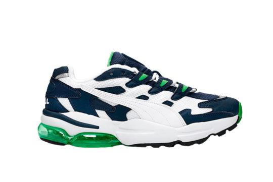 PUMA Cell Alien OG Navy Green 369801-02