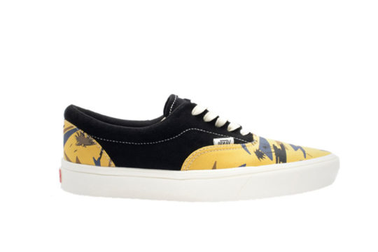 Vans ComfyCush Era LX Gold Black vn0a45jyvwv1