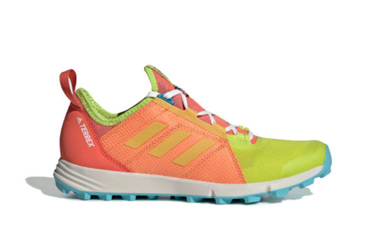 adidas Terrex Speed Nothing Left Behind Orange fv2457