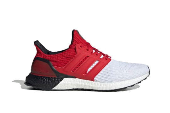 adidas Ultra Boost White Red g28999