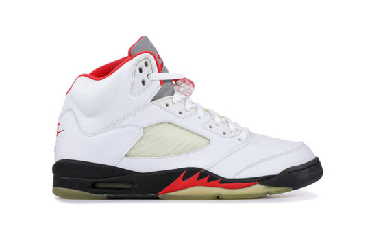 Air Jordan 5 Fire Red ct4838-102