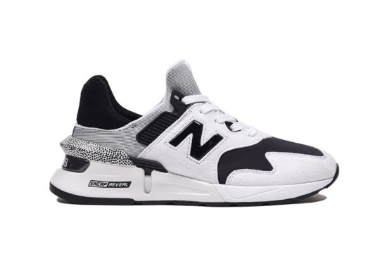 New Balance Black And White ws997jcf