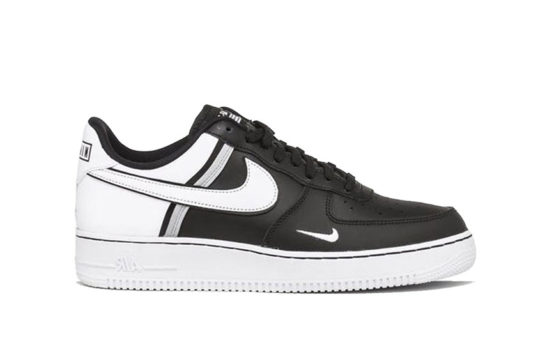 Nike Air Force 1 07 LV8 Black White ci0061 001