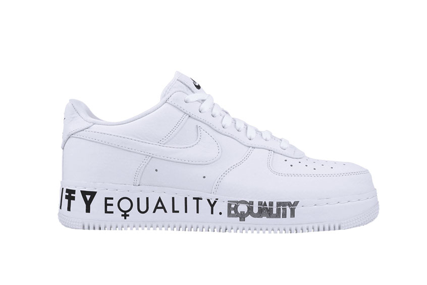 Nike Air Force 1 CMFT Equality : Release date, Price & Info
