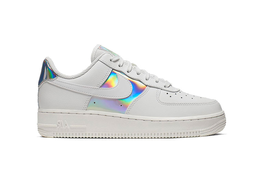 nike air force low silber