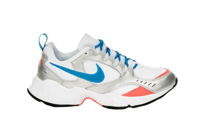 Nike Air Heights White Silver at4522-102