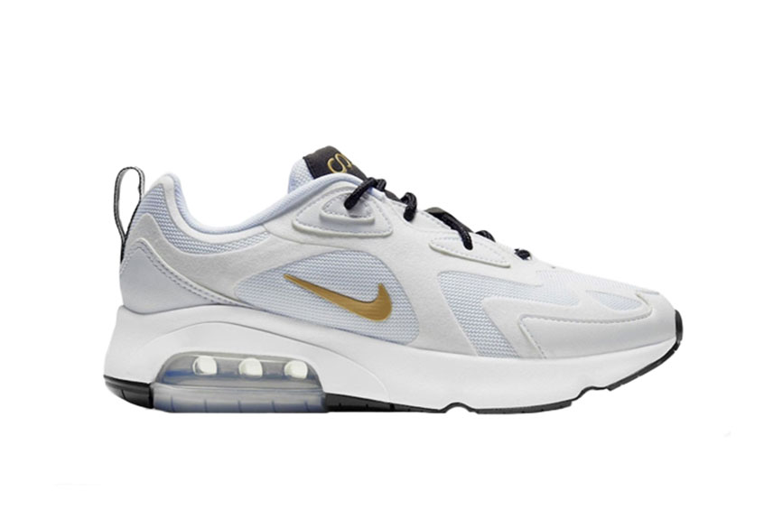 Nike Air Max 200 White Gold : Release date, Price & Info
