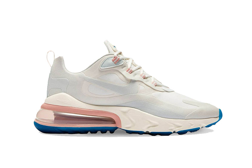 Nike Air Max 270 React Light Cream : Release date, Price & Info