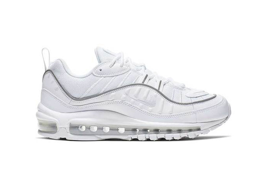 Nike Air Max 98 White ah6799-114