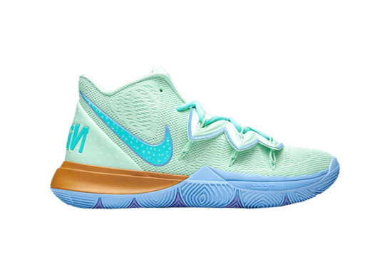 Nike Kyrie 5 Squidward Pastel Blue cj6951-300