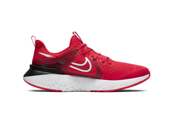 Nike Legend React 2 Red White at1368-600