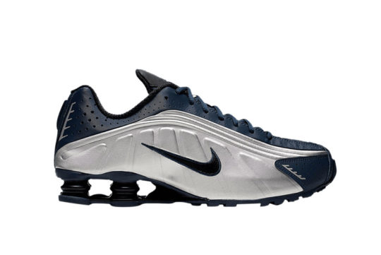 Nike Shox R4 Midnight Navy 104265-405