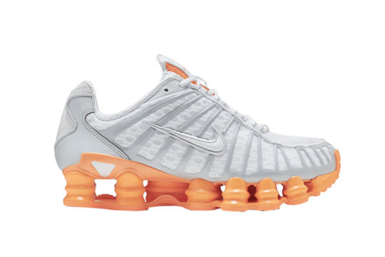Nike Shox TL Platinum Orange ar3566-101