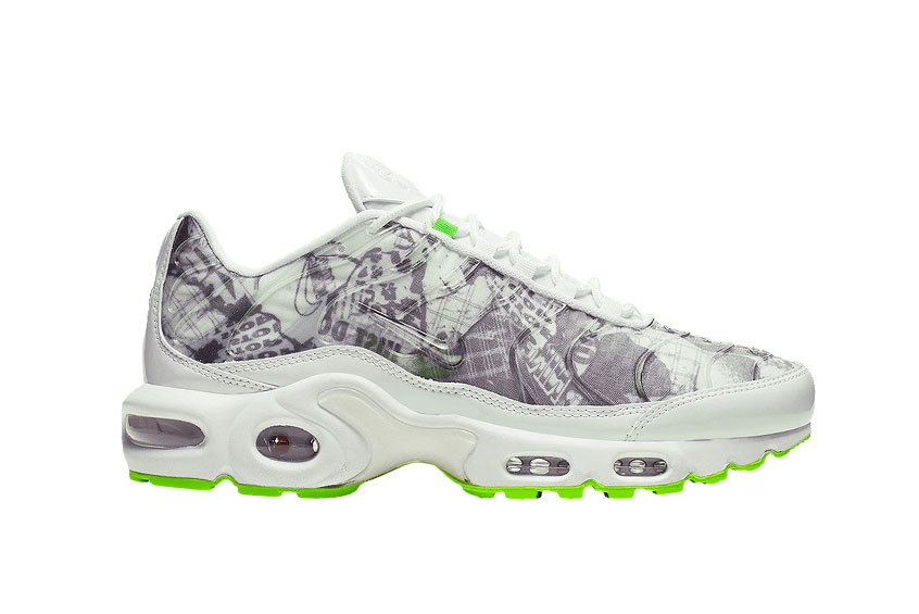 Nike Tn Air Max Plus Lx White Electric Green Release Date Price