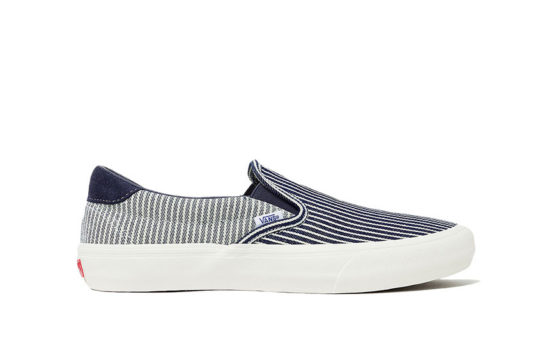 Vans Slip-On 59 VLT LX Blue White vn0a4btzvy71
