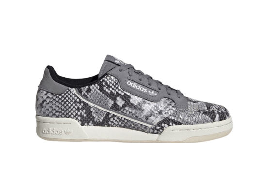 adidas Continental 80 Snakeskin Black eh0169