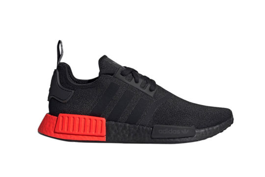 adidas NMD R1 Black Red ee5107