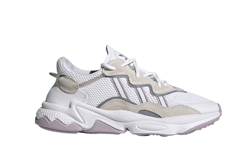adidas Ozweego White Purple ee7012
