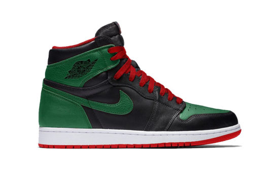 Air Jordan 1 Retro High OG Pine Green 555088-030