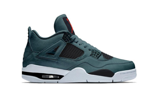 Air Jordan 4 WTHR Faded Spruce cj7310-300