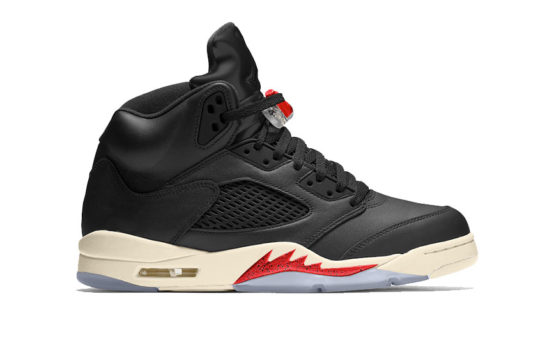 Air Jordan 5 SP « Black Muslin » ct8480-001