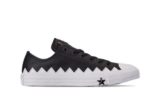 Converse Chuck Taylor Mission-V Low Black 565369c