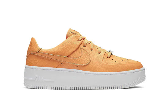 Nike Air Force 1 Sage Copper Moon Orange ar5339-800