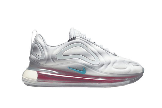 Nike Air Max 720 Grey Red ar9293-011