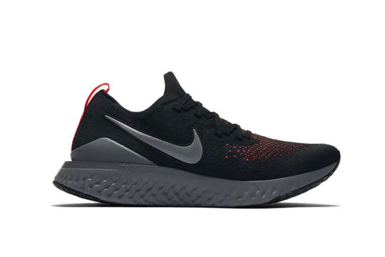 Nike Epic React Flyknit 2 Black cj9695-001