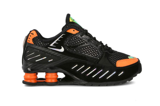 Nike Shox Enigma Black Orange ck2084-001