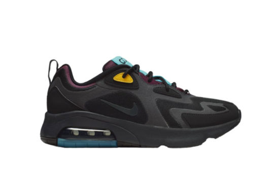Nike Women's Air Max 200 Core Black at6175-001