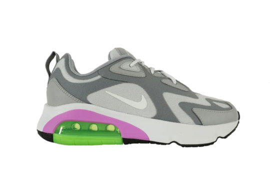Nike Womens Air Max 200 Grey at6175-002