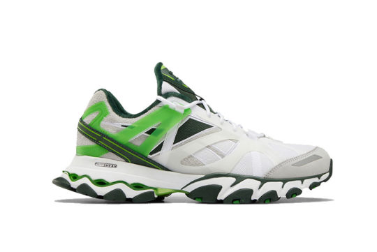 Reebok Cottweiler x DMX Trail Shadow White Green eg5628