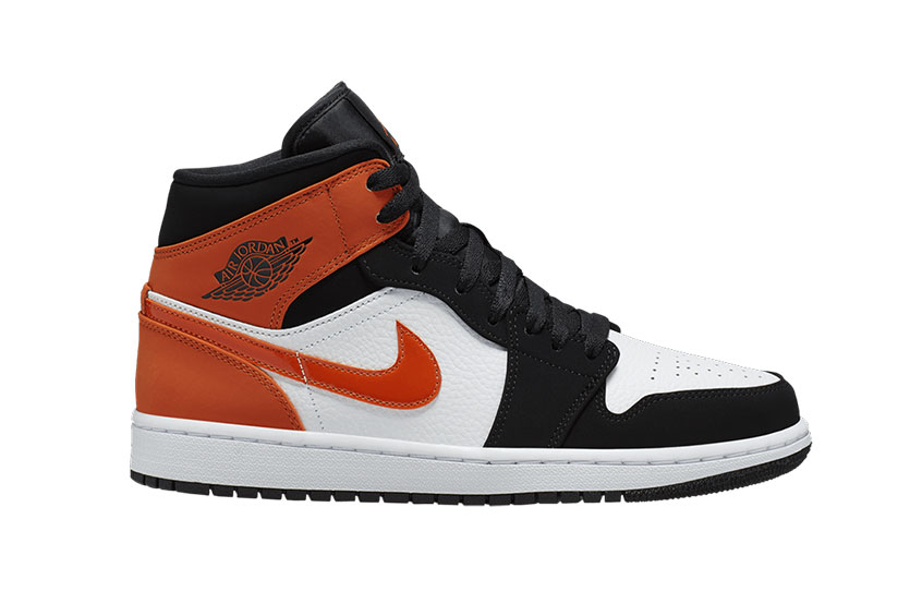 new lower prices classic style special section Nike Air Jordan 1 Mid Shattered Backboard : Release date, Price & Info