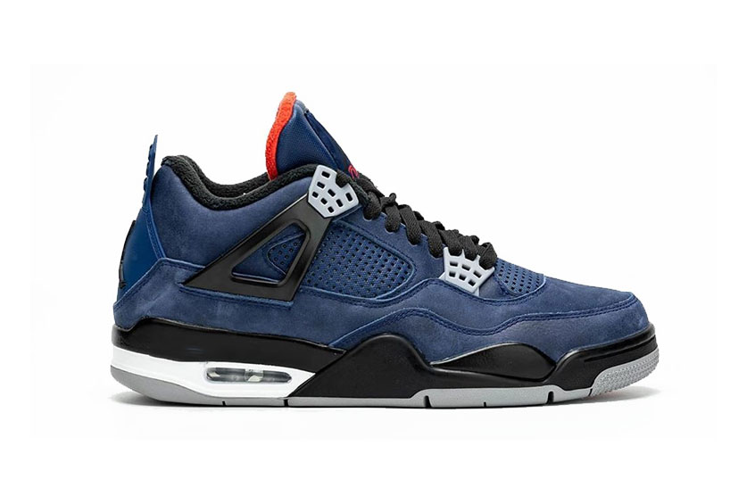 Air Jordan 4 WNTR Loyal Blue cq9597-401