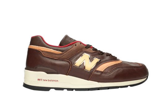 New Balance M997 Brown m997pah