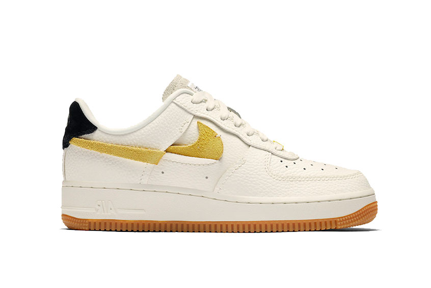 Nike WMNS Air Force 1 '07 LXX Chrome Yellow : Release date, Price & Info