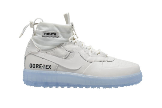 Nike Air Force 1 WTR Gore-Tex White cq7211-002