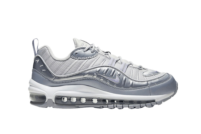 Nike Air Max 98 Grey Silver : Release date, Price & Info
