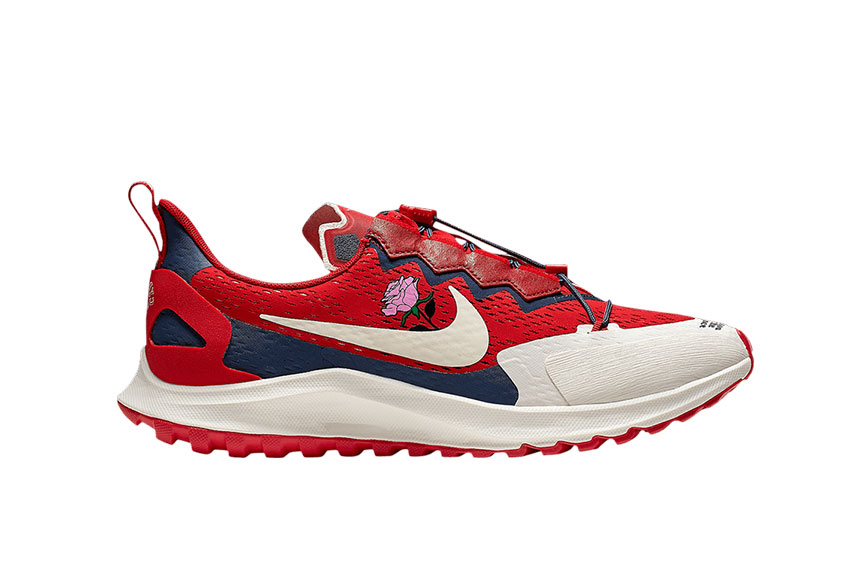 Gyakusou x Nike Air Zoom Pegasus 36 Trail Red : Release date, Price & Info